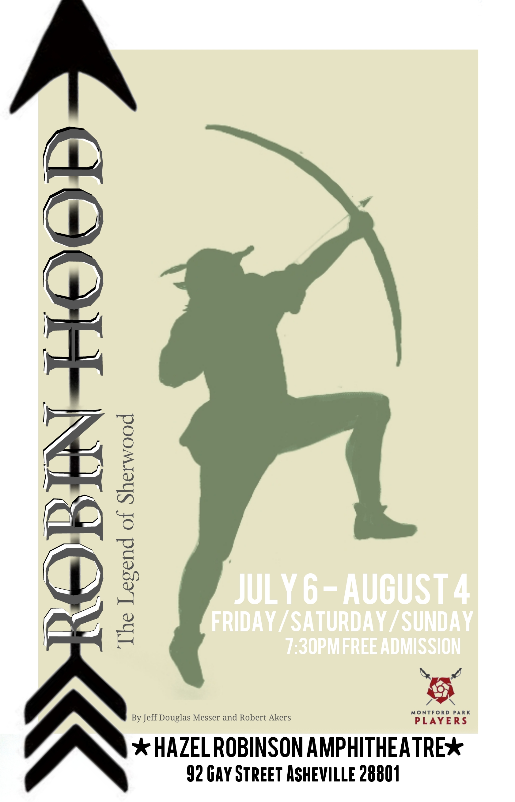 Robin Hood performed by the Montford Park Players